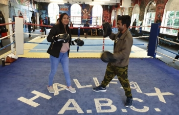 Halifax Boxing & Fitness Centre, Bradford