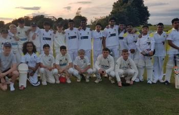 U11, U13 & U16 first matches in UK
